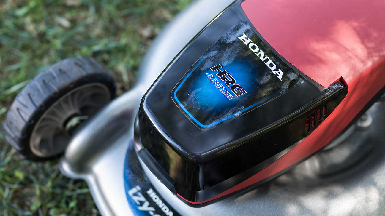 Close up view of the new Honda Izy-ON battery.