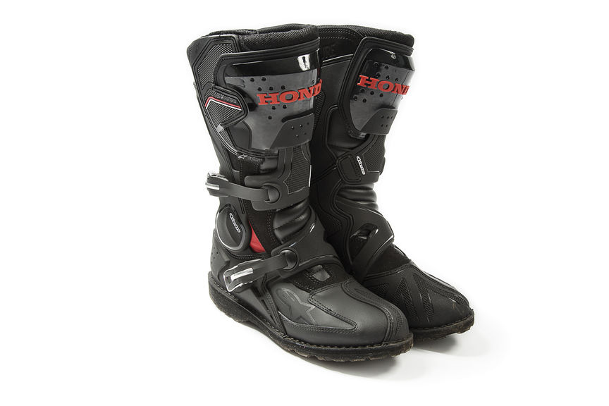 Botte Honda Alpinestars Toucan