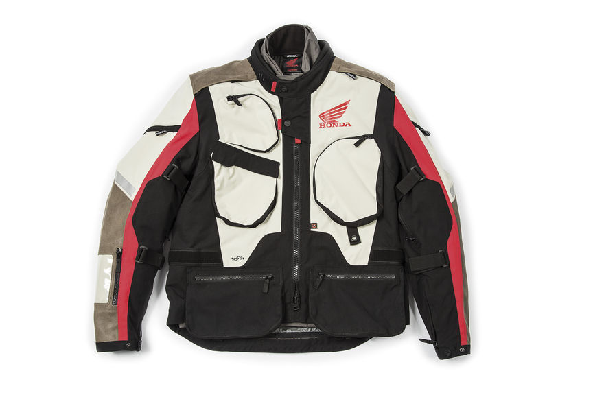 Blouson Honda Spidi Adventure Ice
