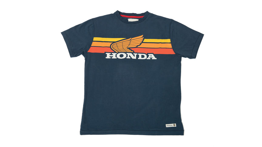 T-shirt Honda sunset