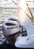 Catalogue Honda Marine 2019